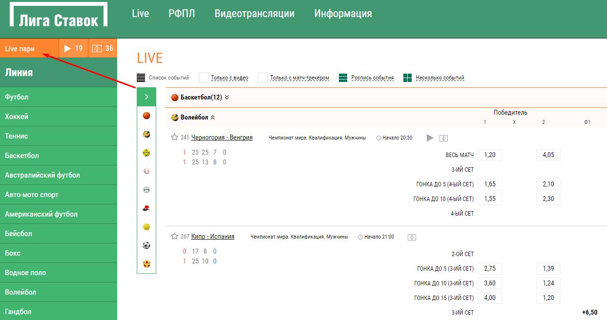 Спортивный тотализатор онлайн на деньги Россия