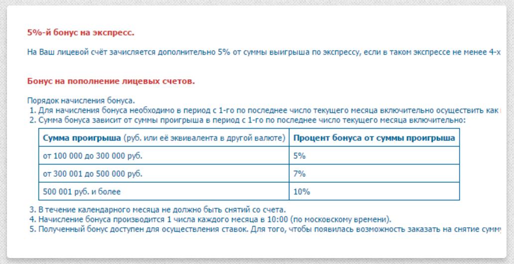 Бетсити бонусы при регистрации Россия