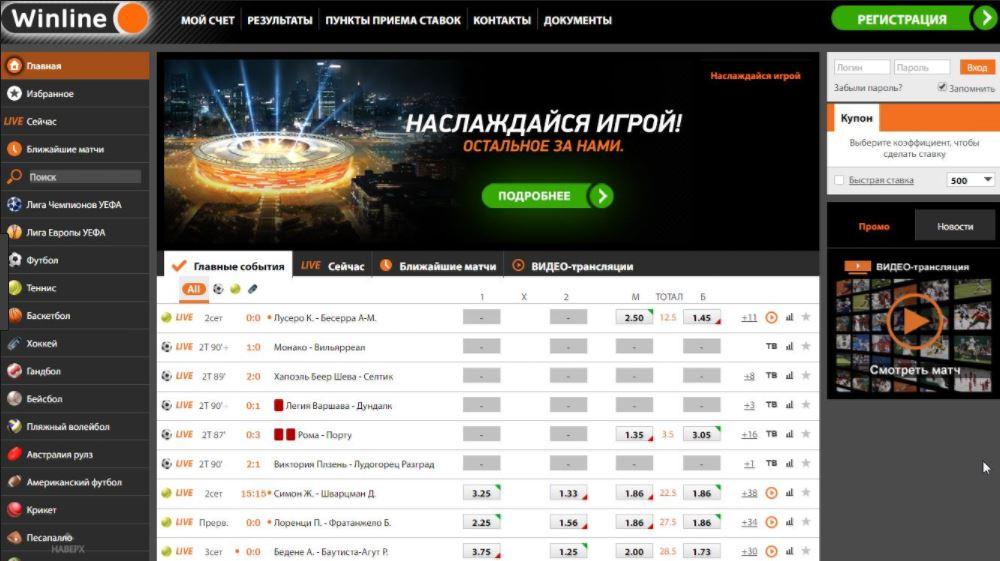 букмекерские конторы с минимальным депозитом 10 рублей