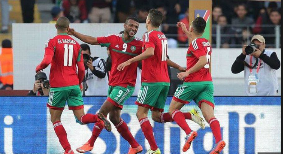 португалия марокко чм 2018