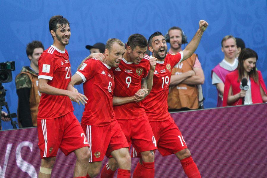 матч россия египет футбол 2018 когда