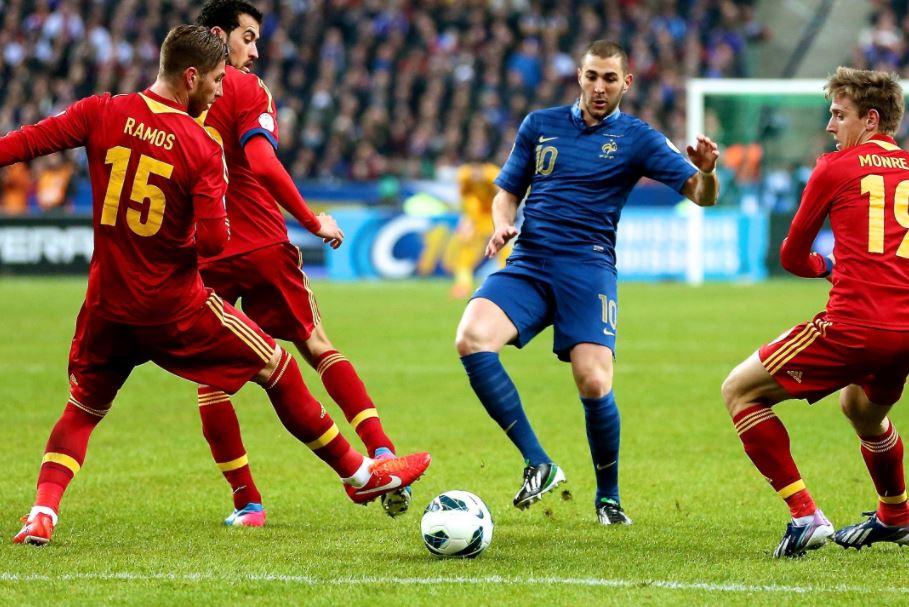 чм по футболу 2018 португалия испания
