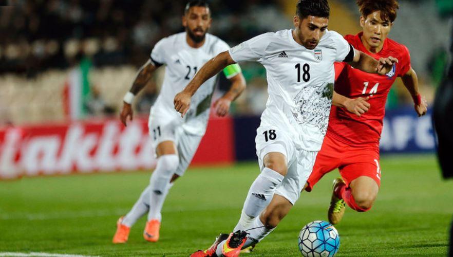 чемпионат мира марокко иран 2018