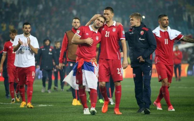 коста рика сербия 17 июня 2018