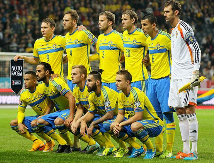 германия швеция футбол