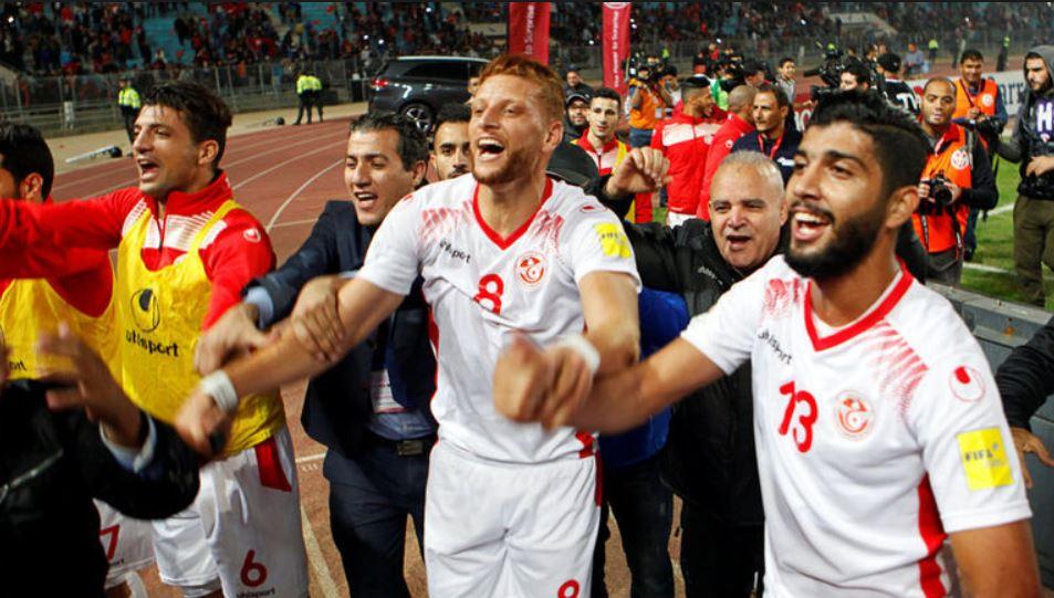 бельгия тунис 23 июня 2018