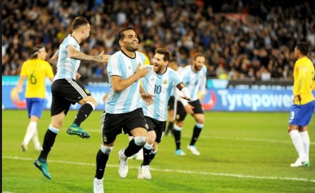 аргентина хорватия чемпионат мира 2018