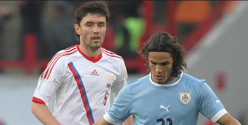 Россия – Уругвай 25.06.2018: прогноз и ставки на матч