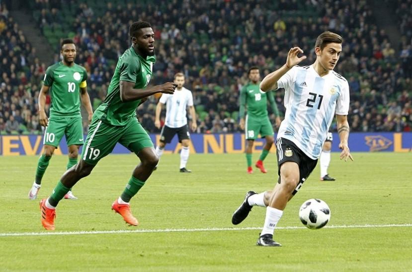 матч аргентина нигерия 2018