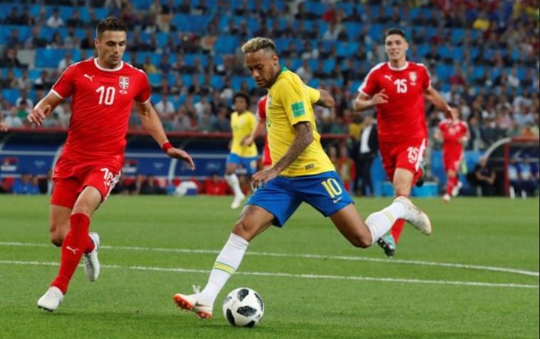 обзор матча бразилия мексика 2018