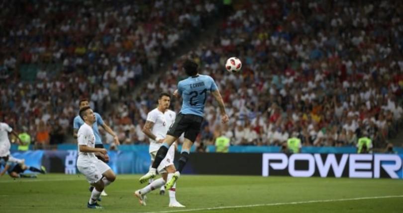 франция уругвай 2018