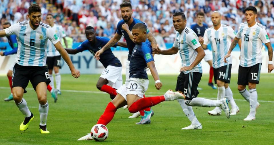 матч франция уругвай