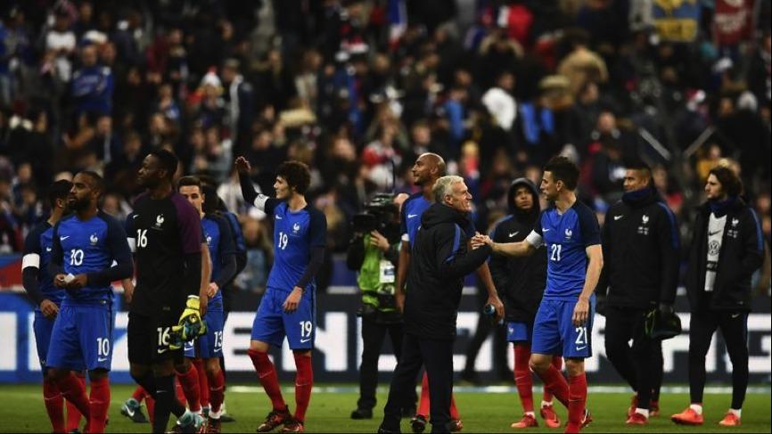 тренер сборной франции на чм 2018