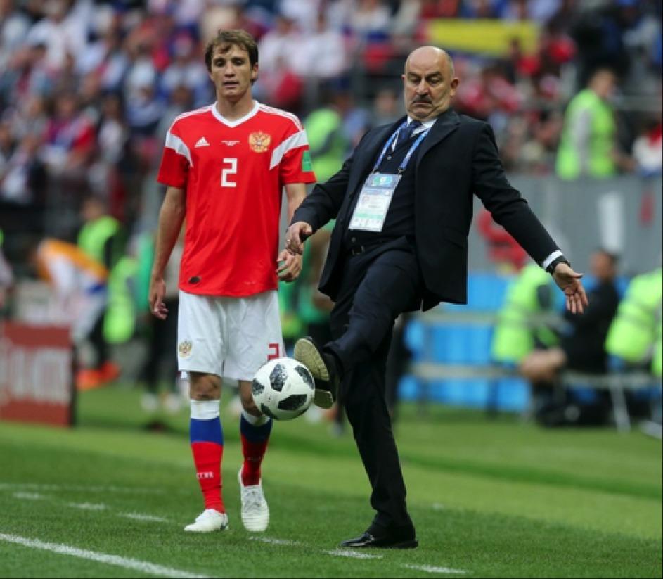 бразильский защитник сборной россии