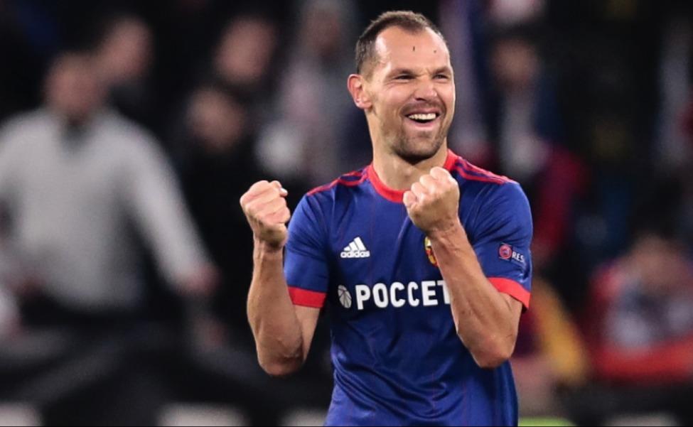 защитник московского цска и сборной россии