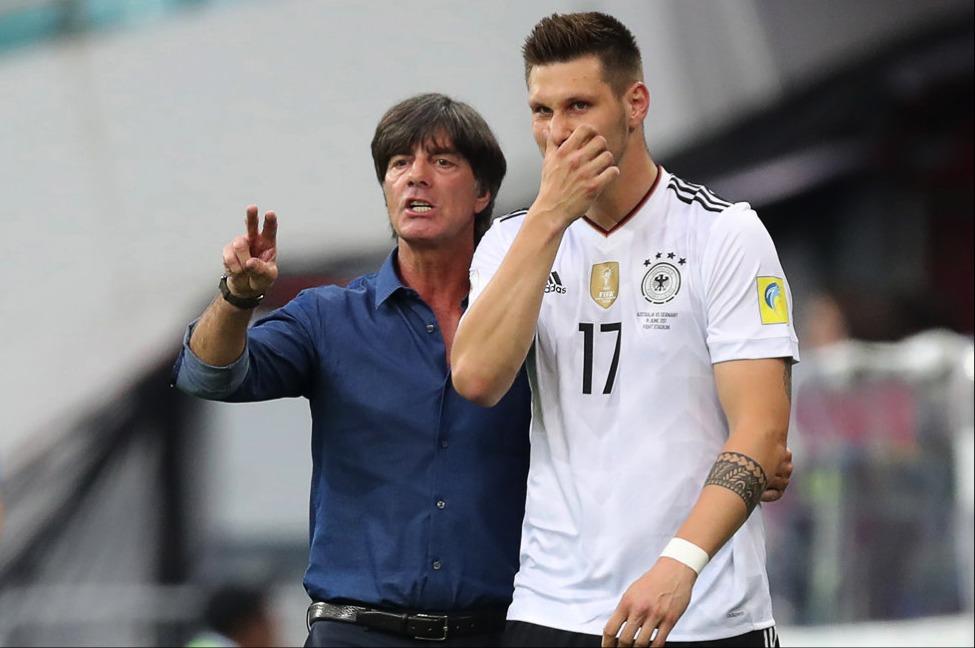 тренер сборной германии по футболу фото