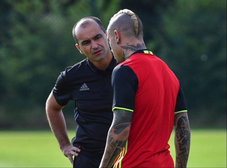 тренер сборной бельгии 2018