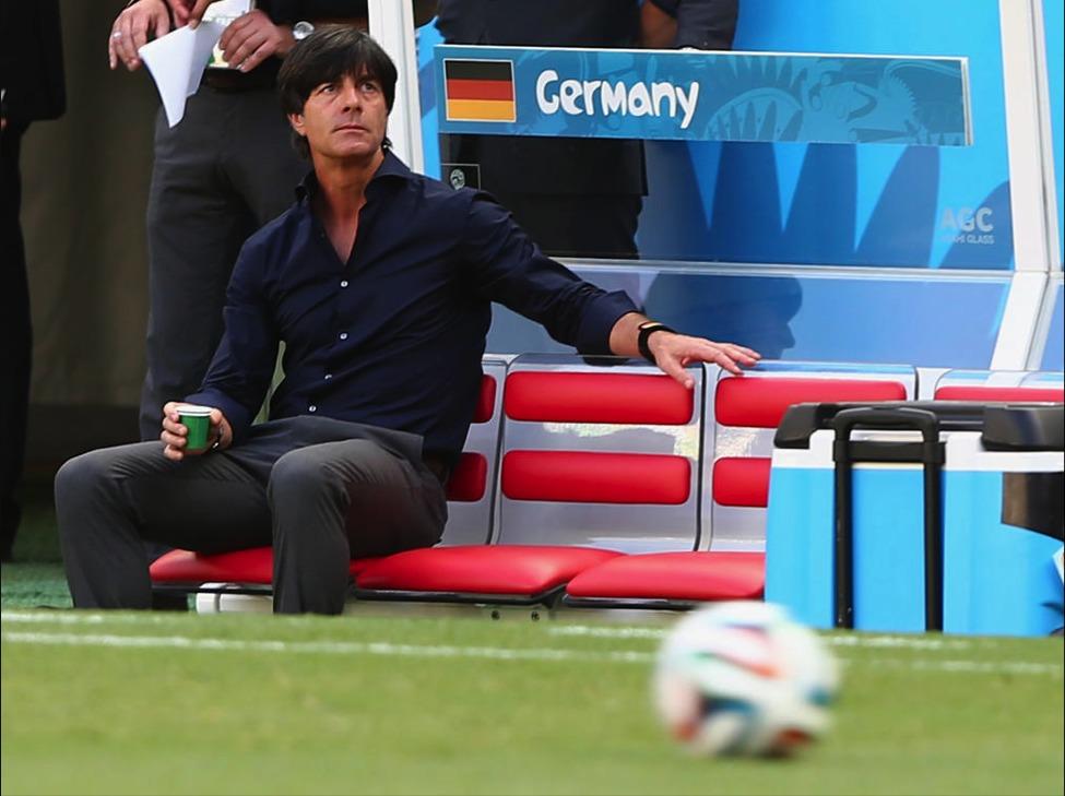 тренер сборной германии 2018 по футболу