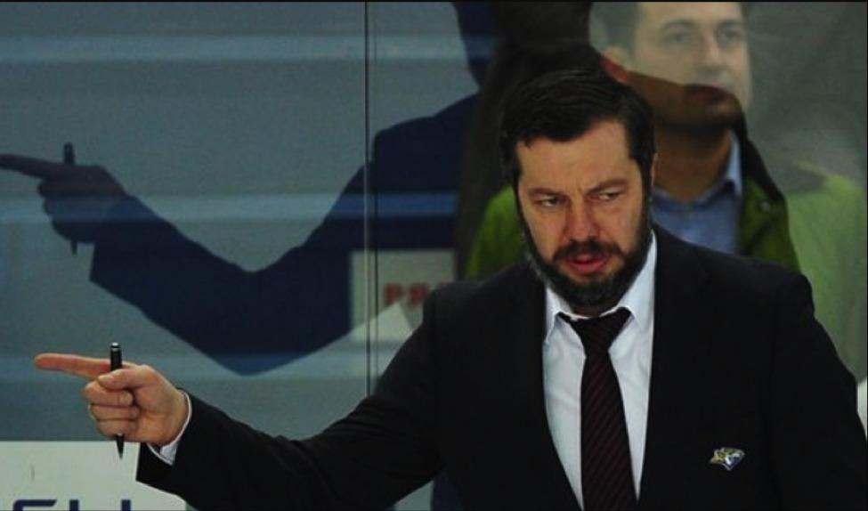 тренер сборной россии по хоккею уходит