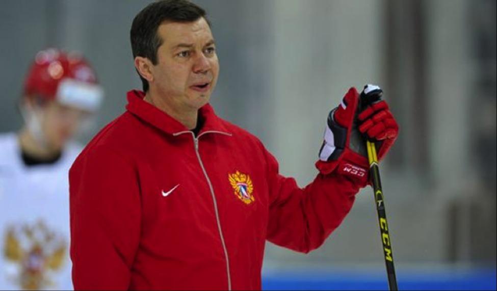 тренер олимпийской сборной россии по хоккею 2018