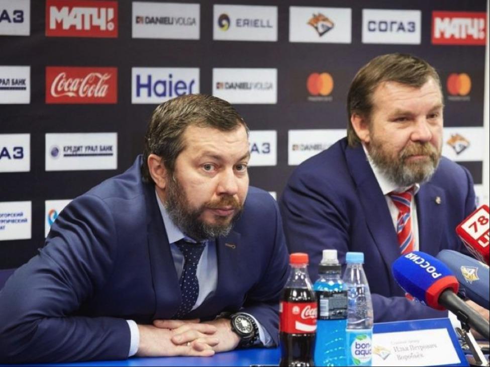 тренер олимпийской сборной россии по хоккею