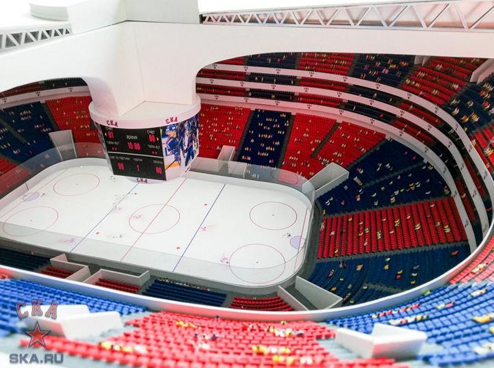 В Питере к ЧМ по хоккею построят новую арену 7