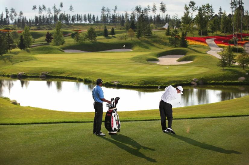 Делаем ставки на гольф правильно в БК 8