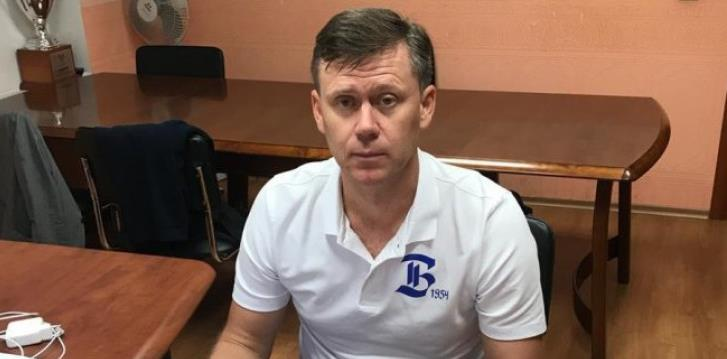 Ледяхова назначили тренером «Балтики»