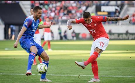 Прогноз на матч Бельгия – Швейцария - Лига Наций (12.10.18) 2