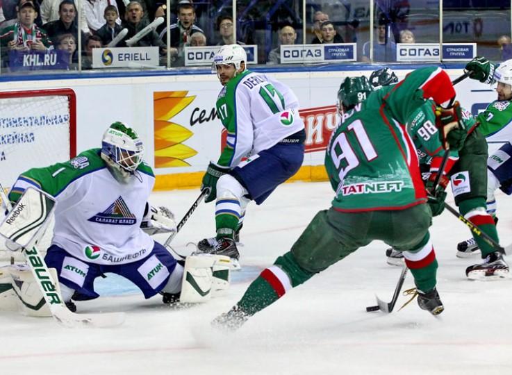 Прогноз на матч КХЛ Салават Юлаев – Ак Барс 1