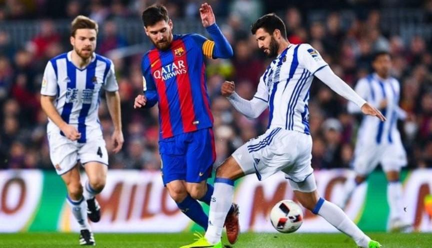 Прогноз на матч Ла Лиги Реал Сосьедад – Барселона 2