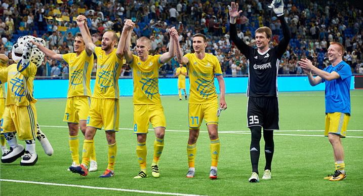 Прогноз на матч Лиги Европы Динамо Киев – Астана 1