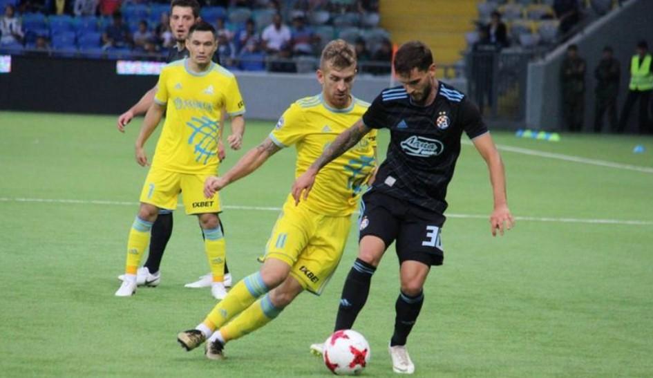 Прогноз на матч Лиги Европы Динамо Киев – Астана 3