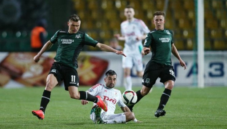 Прогноз на матч Лиги Европы Краснодар – Севилья 1
