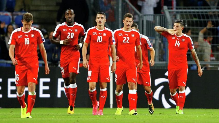 Прогноз на матч Лиги Наций Швейцария - Исландия 1