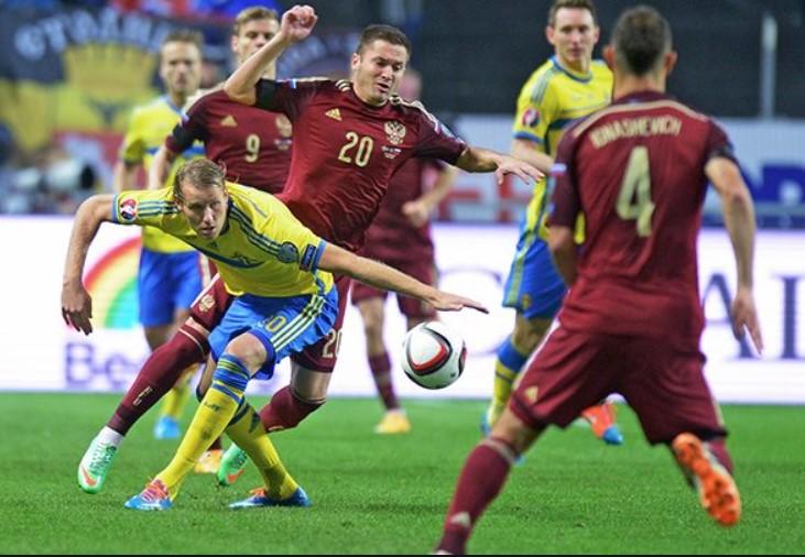 Прогноз на матч Лиги Наций Швеция – Россия (12 октября) 2