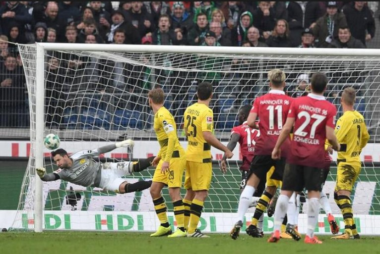 Прогноз на матч Чемпионата Германии Боруссия Дортмунд – Айнтрахт 1