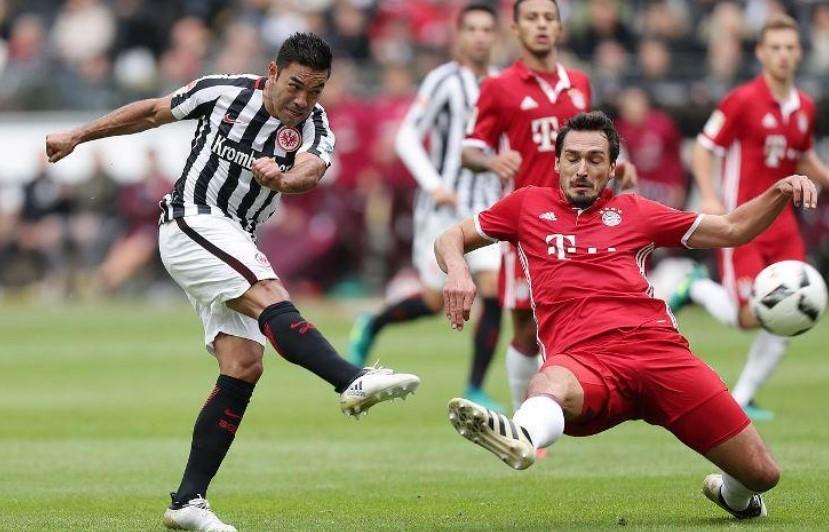 Прогноз на матч Чемпионата Германии Боруссия Дортмунд – Айнтрахт 2