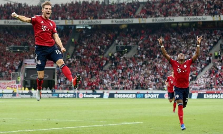 Прогноз на матч Чемпионата Германии Шальке – Бавария 22.09 2