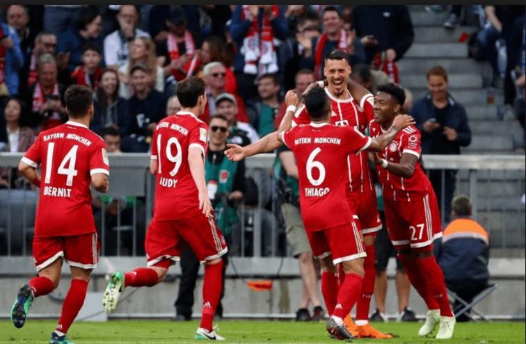 Прогноз на матч чемпионата Германии Бавария – Байер 2