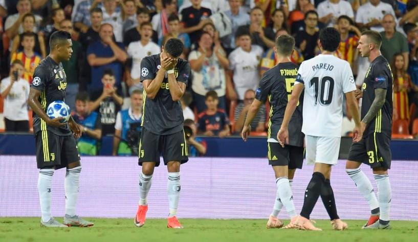 Прогноз на матч 2 тура Лиги Чемпионов Манчестер Юнайтед – Валенсия 2