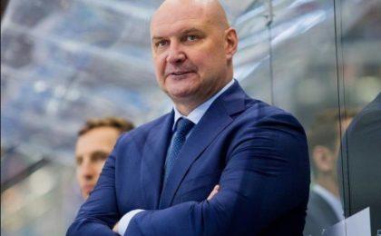 Смена тренера по хоккею Андриевский покоряет «Сибирь» 3