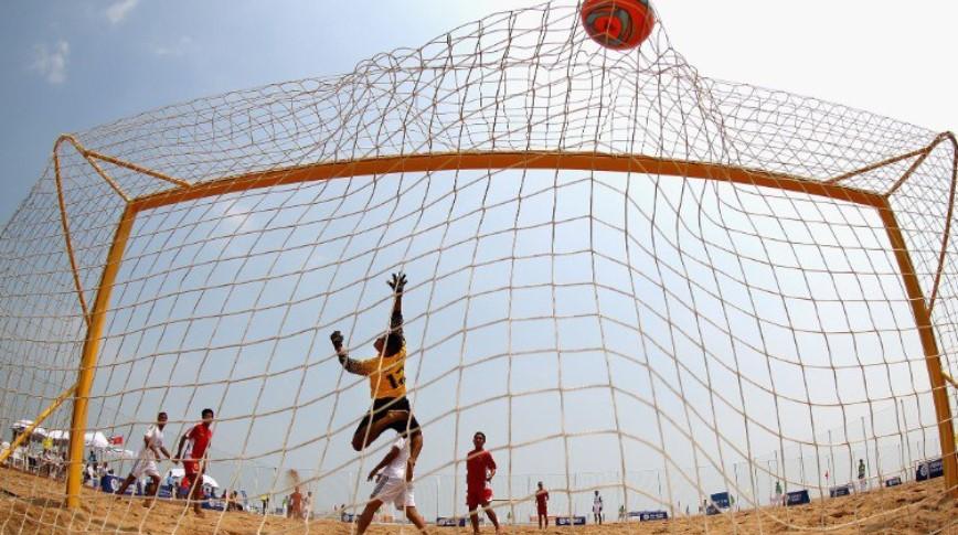 Ставки на пляжный футбол в букмекерских конторах 1