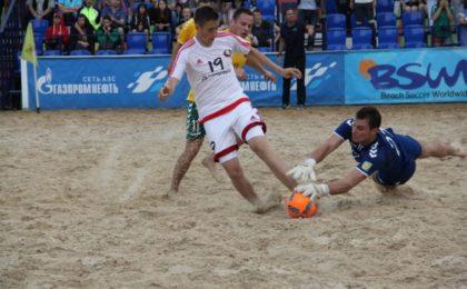 Ставки на пляжный футбол в букмекерских конторах 2
