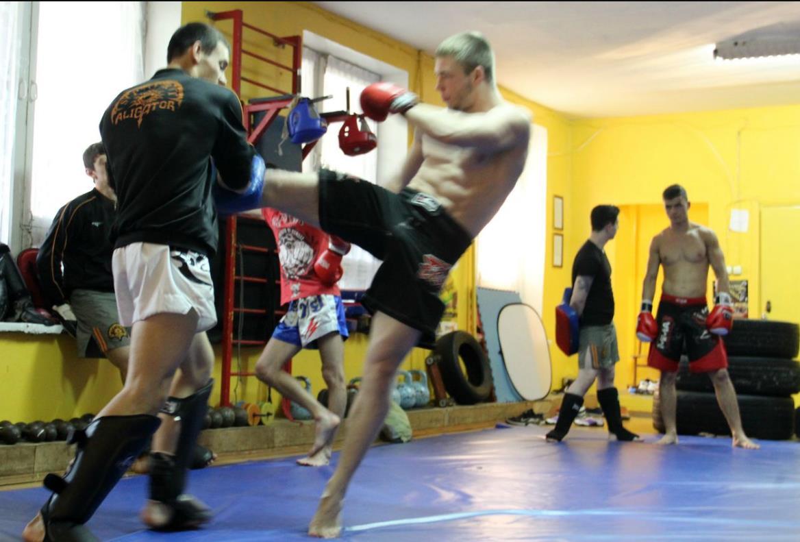 Ставки на тайский бокс особенности и роспись 6