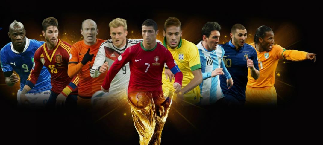 ТОП 10 лучших футболистов за всю историю футбола 12