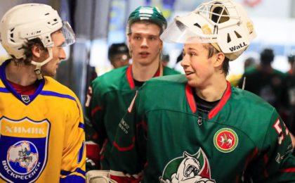 Чудо-хоккеист Ак Барс, которого выкупили за 2 тысячи рублей 2