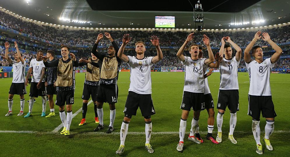 Германия впервые в своей истории проиграла 6 матчей за один год