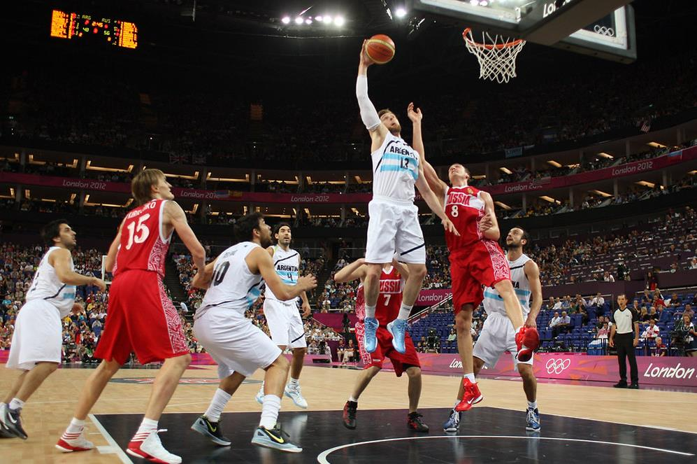 Лучшие баскетболисты мира - рейтинг 12