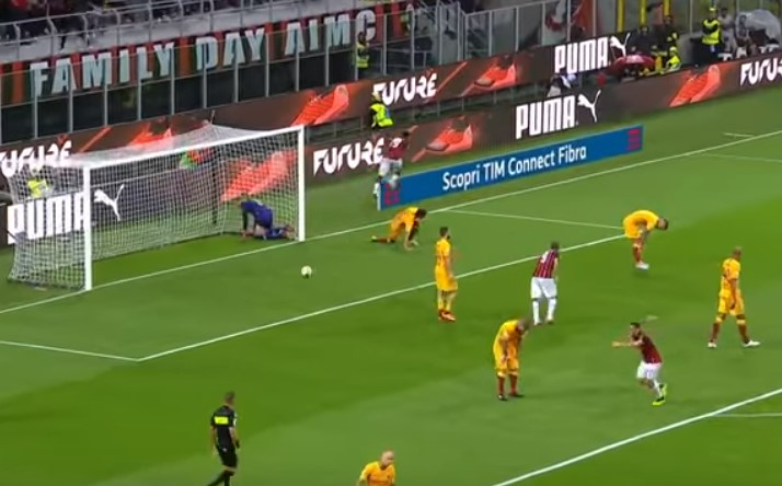 Прогноз на матч Лиги Европы Милан – Олимпиакос 1